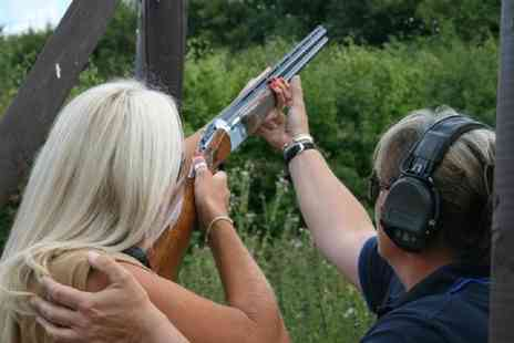 Sycamore Shooting Grounds - Clay Pigeon Shooting for One or Two - Save 0%