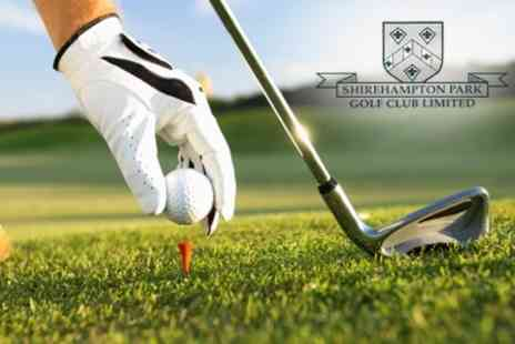 Shirehampton Park Golf Club - Two 1 Hour Golf Lessons With Video Analysis For One Person £29 - Save 64%