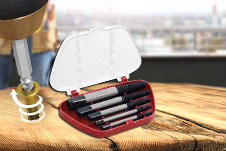 Orion GB - Six piece extractor tool set - Save 64%