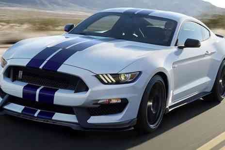 Drive Me - Four or Six Laps in a Mustang GT - Save 0%