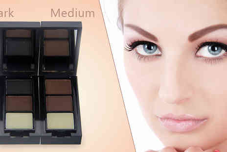 Get Gorgeous - Pro Eyebrow Compact Kit - Save 70%