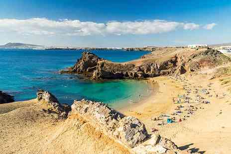 Major Travel - Seven night self catering Lanzarote break with transfers and return flights   - Save 31%