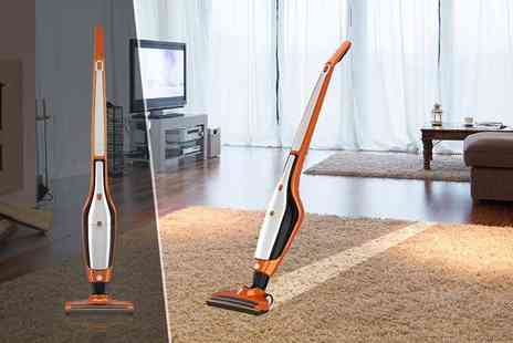 Direct Vacuums - Manufacturer refurbished 2 in 1 VRS701 cordless vacuum - Save 78%