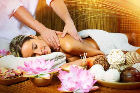 Healing Touch Academy - One hour pamper package including three treatments - Save 77%