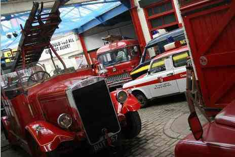 National Emergency Services Musuem - Family entry to the National Emergency Services Museum - Save 50%