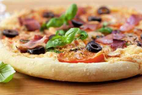 La Gatta Pizzeria - Two Course Pizza Meal for Two - Save 57%