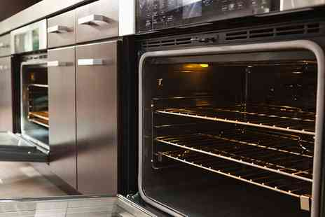 Extreme Homecare Oven Cleaning - Oven or Oven and Four Burner Hob Clean - Save 63%
