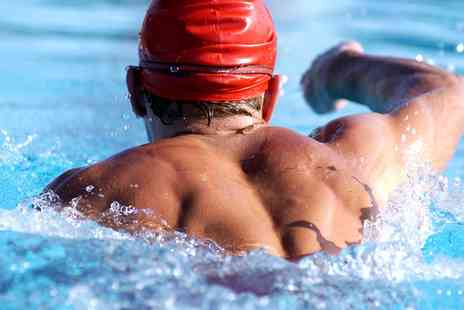 Taro Leisure Centre - Ten Swim Passes - Save 73%