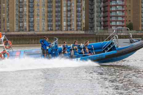 Thamesjet - Thamesjet Rib Ride for a Child or Adult with City Cruises PLC - Save 15%