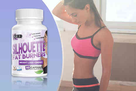 Kreed Nutrition - One month supply of Silhouette Fat Burner capsules - Save 68%