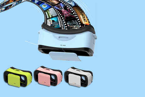 EF Mall - 3D virtual reality smartphone headset - Save 81%