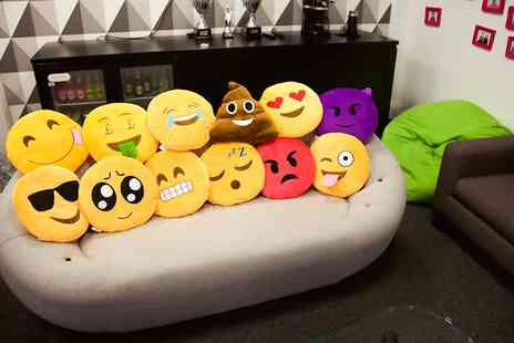Craze UK - Emoji cushion choose from 13 designs - Save 60%