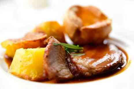 Cathedral Quarter Hotel - Three Course Sunday Lunch for Two or Four - Save 50%