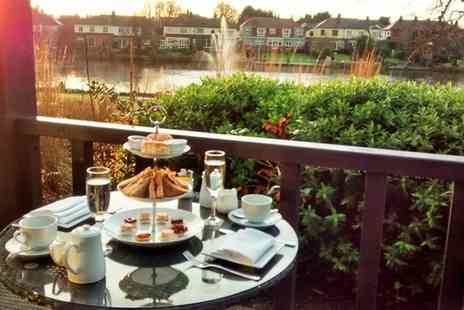 Raphaels - Afternoon Tea with Optional Prosecco for Two or Four - Save 28%