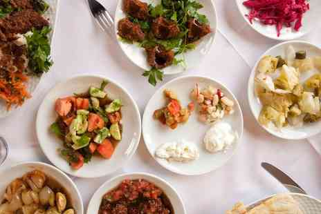 SO UK - Up to Nine Hot and Nine Cold Meze with Cocktails for Up to Six - Save 61%