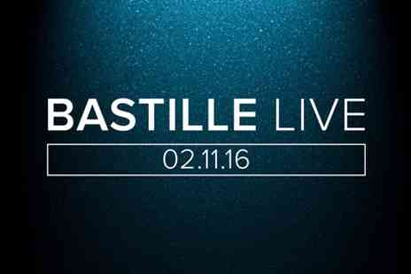 Bastille Live - Tapas Dining Experience with Wine and Live Hits for Two - Save 0%