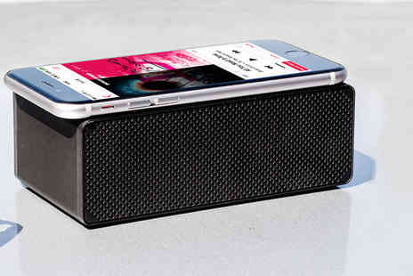 Deals Direct - Olixar drop and play wireless speaker - Save 48%