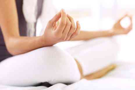 Yoga Therapy Space - Up to Three One Hour Yoga or Reiki Sessions - Save 77%