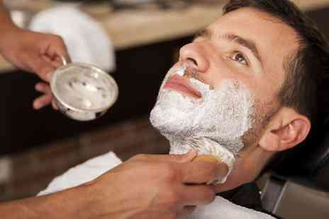 The Lab - Mens Deluxe Wet Shave - Save 60%