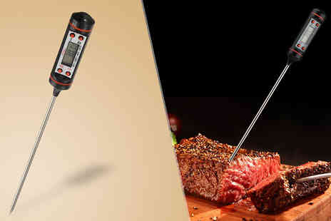 Xpress Buyer - Digital Food Probe Thermometer - Save 0%