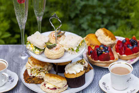 Queens Head Inn - Classic Afternoon Tea with Optional Champagne For Two - Save 0%