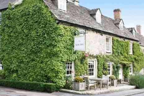 Cripps New Inn - Delicious 2 Course Lunch for 2 - Save 51%