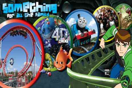 Drayton Manor - 1 Day Ticket at Drayton Manor Park - Save 0%
