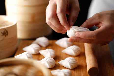 London Cookery School - Three hour dim sum cookery class for one - Save 51%