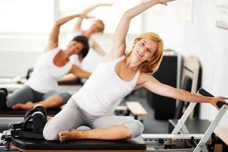 Chilli Pilates - One or Three Reformer Bed Pilates Sessions, Choice of Five Locations - Save 50%