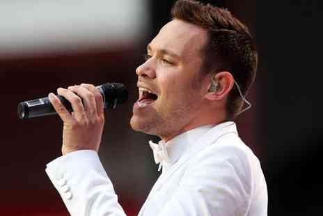 Cuffe & Taylor - Will Young, 12 August, Betley Court Farm - Save 55%