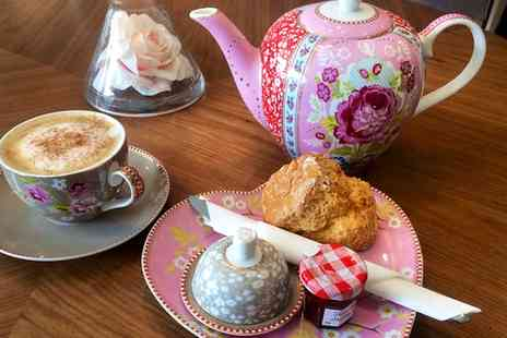 Ishka - Cream Tea For Two, Four or Six - Save 51%