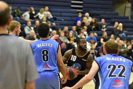 Essex Leopards Basketball - Essex Leopards v London Lions, 17 September - Save 38%