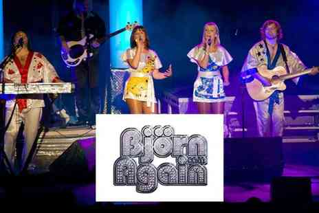 Bjorn Again - Rhyl Outdoor Events Arena One Ticket, 28 July - Save 18%