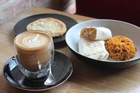 Navaho Coffee - Main, Hot Drink and a Cookie for One or Two - Save 46%