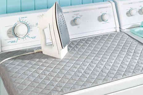 london exchainstore - Quilted Heat Resistant Ironing Sheet - Save 65%