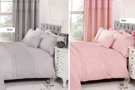 Linens R Us - Luxury double duvet set - Save 60%
