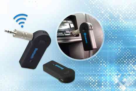EF Mall - In car Bluetooth audio adapter - Save 92%