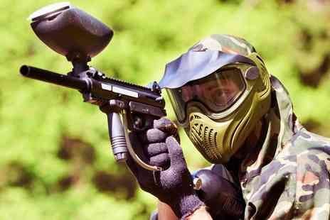 Horizon Paintball - Paintball Session for Up to 20 People Including Equipment Hire and Paintballs - Save 87%