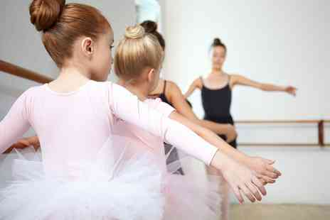 Identity Dance - Ten Dance Classes for Children - Save 63%