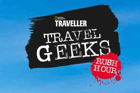 Travel Geek Events - Entry to Travel Geeks Rush Hours for Food Tours On 6 September - Save 30%