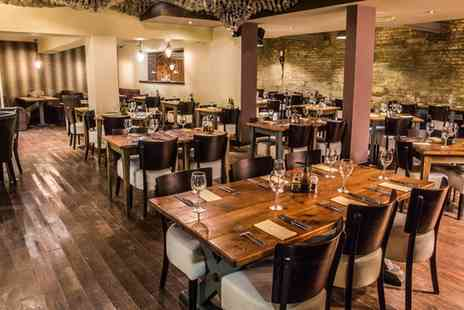Lucca Bar & Kitchen - Italian Meal for Two or Four with Sides to Share - Save 45%