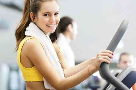 Move GB - Ten Gym Passes at Multiple Locations - Save 84%