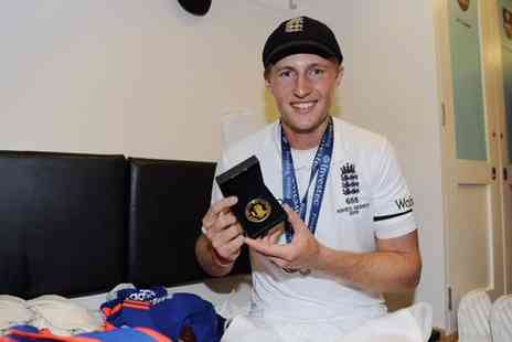 When Joe Root met Bumble - When Joe Root Met David Bumble Lloyd on 28 July at 7 p.m. - Save 68%
