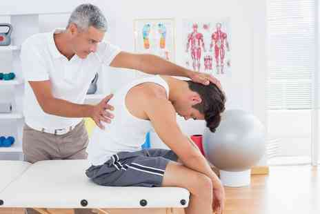 The Windsor Clinic - Initial Consultation and Two Chiropractic Sessions - Save 80%