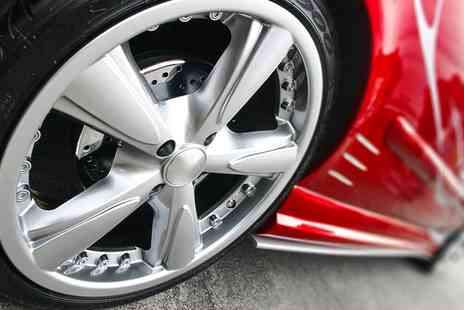 Derby Alloys - Alloy Wheel Refurbishment For One, Two or Four Wheels - Save 67%