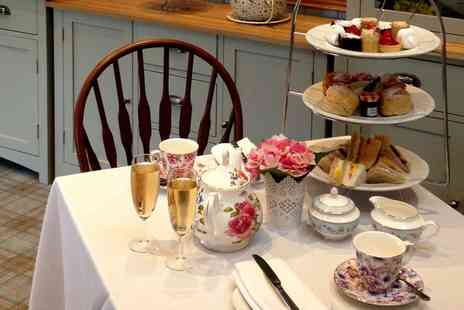 Rosie's Tea Room - Savoury Afternoon Tea with an Optional Glass of Champagne for Two or Four - Save 0%