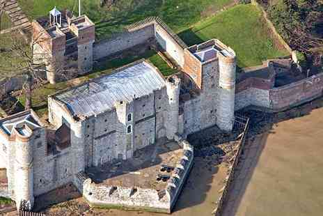 Upnor Castle - Two Adult or a Family Ticket to Upnor Castle - Save 41%