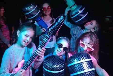 CPMR - Kids Pop Star Party - Save 48%