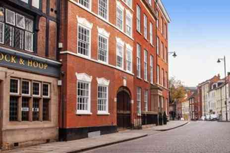 Lace Market Hotel - Lovely Boutique Hotel Stay - Save 57%