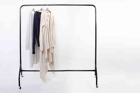 Ricomex UK - 3ft x 5ft heavy duty clothes rail, available in multiple sizes - Save 56%